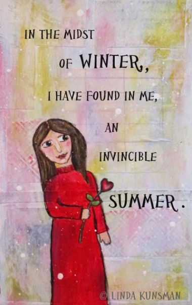 in winter depression happiness