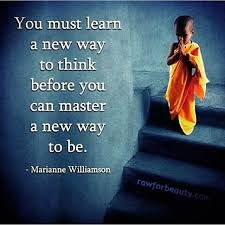 master a new way to think